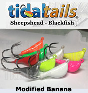 BLACK FISH JIGS
