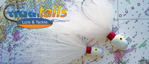 Tidaltails Bucktails Rule!